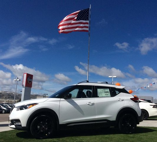 New 2019 Nissan Kicks in Pocatello, ID
