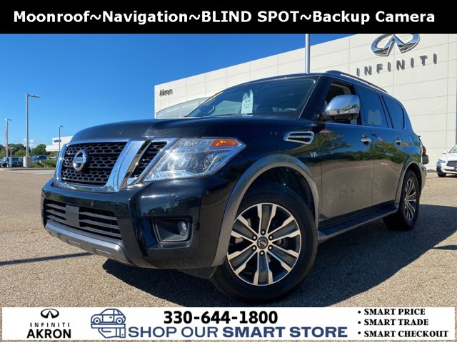 2019 Nissan Armada SL 4x4 SL Regular Unleaded V-8 5.6 L/339 [3]