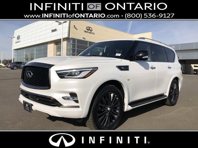2020 Infiniti Qx80 For Sale Serving Pomona Ontario