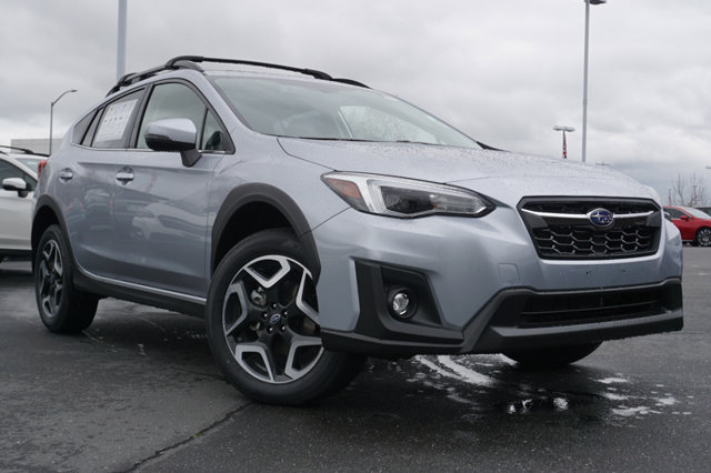 New 2020 Subaru Crosstrek Limited CVT