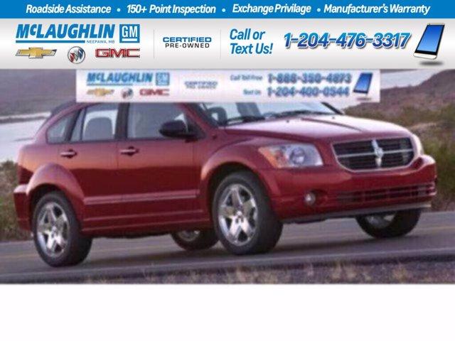 2008 Dodge Caliber SXT 4dr HB SXT FWD Gas I4 2.0L/122 [1]