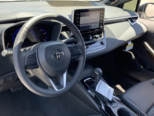 New 2020 Toyota Corolla XSE CVT