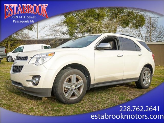 Used 2014 Chevrolet Equinox in Pascagoula, MS