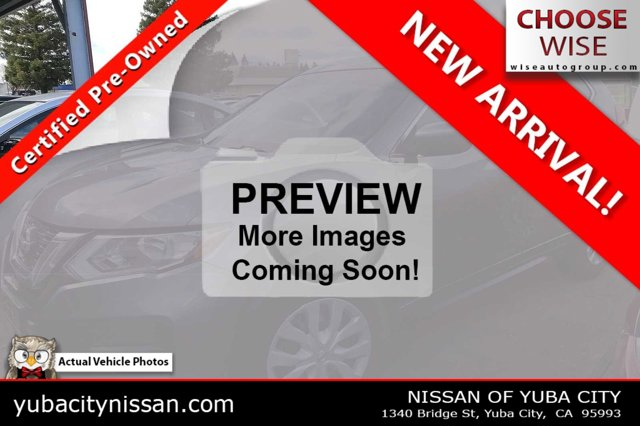 2017 Nissan Rogue S FWD S Regular Unleaded I-4 2.5 L/152 [3]
