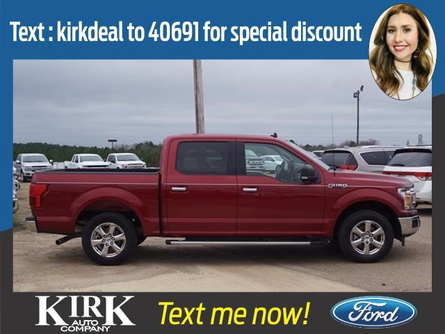Used 2019 Ford F-150 in Grenada, MS