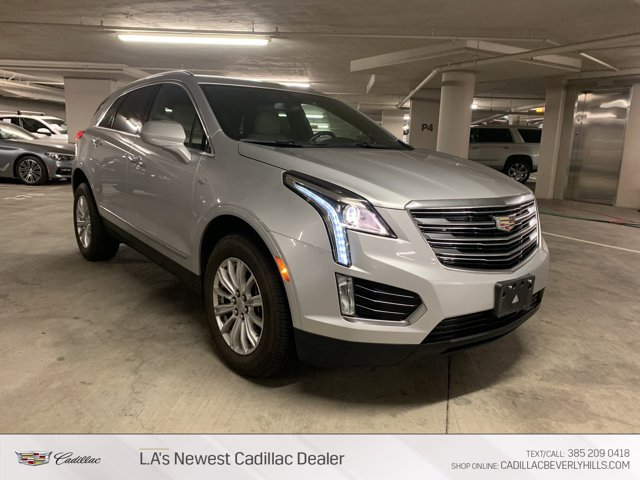 2018 Cadillac XT5 FWD FWD 4dr Gas V6 3.6L/222.6 [12]