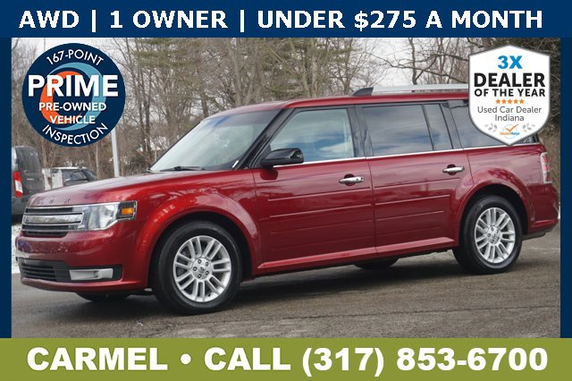 Used 2016 Ford Flex in Indianapolis, IN