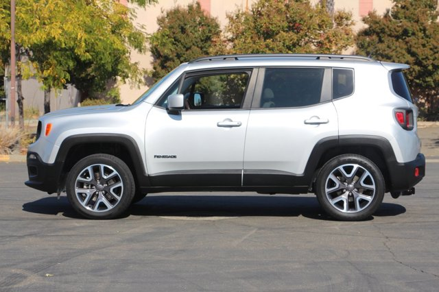 2015 Jeep Renegade Latitude 7