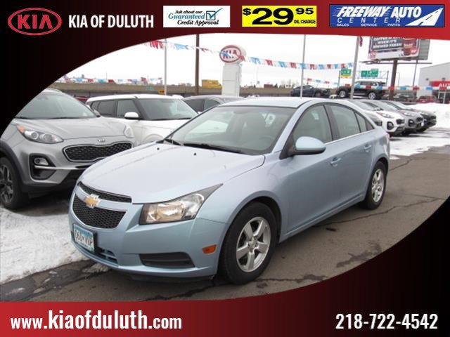 Used 2011 Chevrolet Cruze in Duluth, MN
