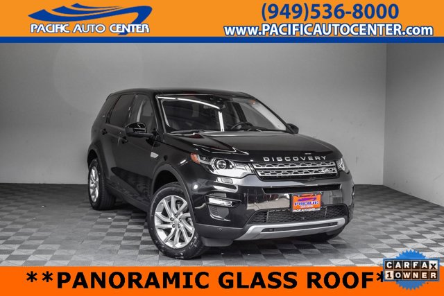 Used 2017 Land Rover Discovery Sport in Costa Mesa, CA