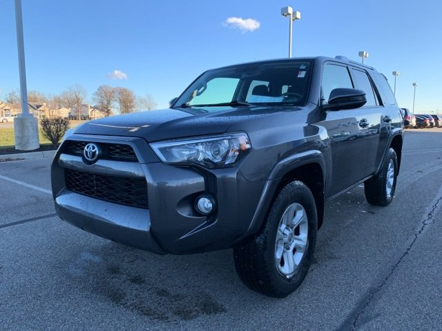 Used 2015 Toyota 4Runner in Fishers, IN