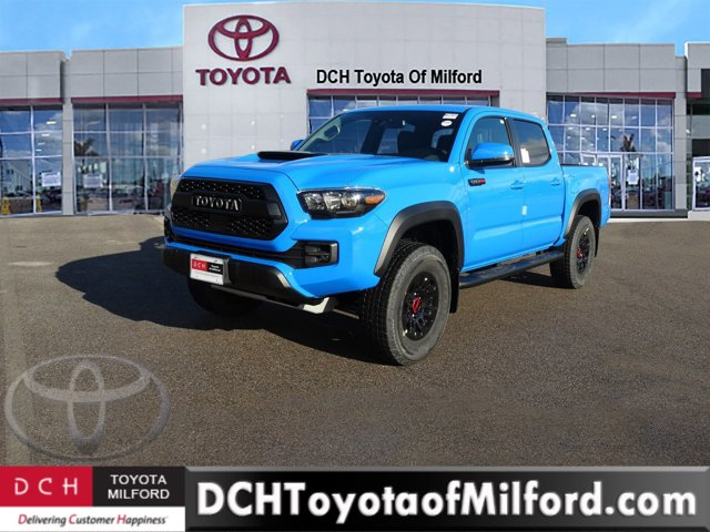 New 2019 Toyota Tacoma in Milford, MA
