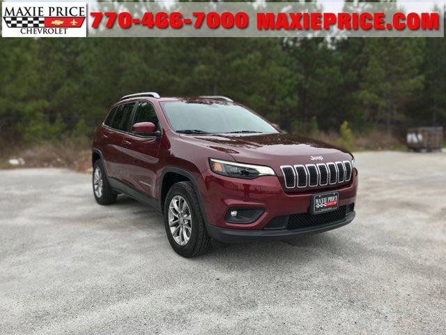 Used 2019 Jeep Cherokee in Loganville, GA
