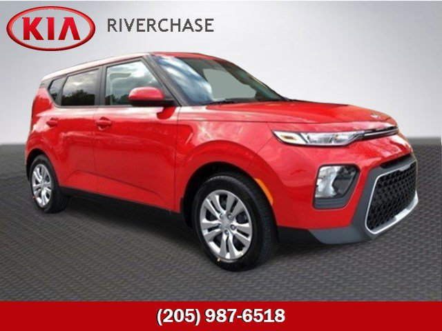 New 2020 KIA Soul in Pelham, AL