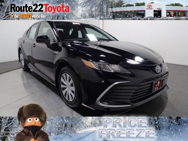 2021 Toyota Camry Hybrid LE Hybrid LE CVT Gas/Electric I-4 2.5 L/152 [6]
