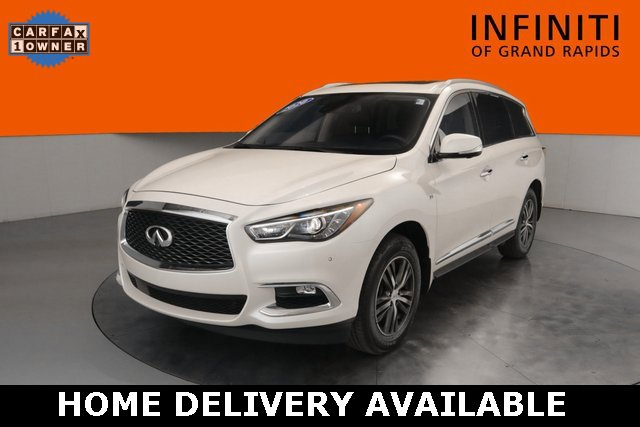 2020 INFINITI QX60 LUXE LUXE AWD Premium Unleaded V-6 3.5 L/213 [2]