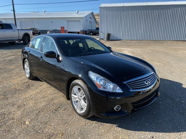 Used 2013 Infiniti G37 Sedan 4dr Journey RWD