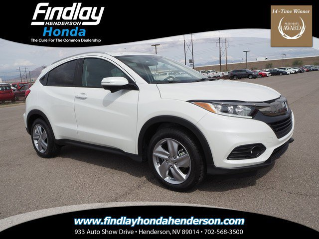 New 2020 Honda HR-V in Las Vegas, NV
