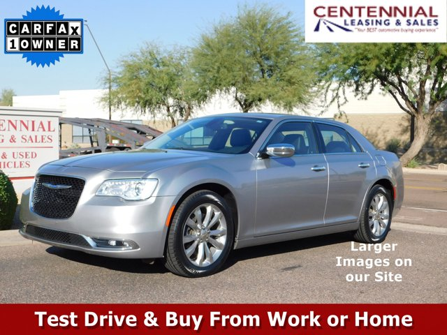 2018 Chrysler 300 Limited Limited AWD Regular Unleaded V-6 3.6 L/220 [8]