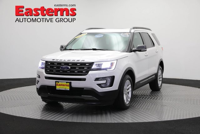 2017 Ford Explorer XLT Sport Technology Sport Utility