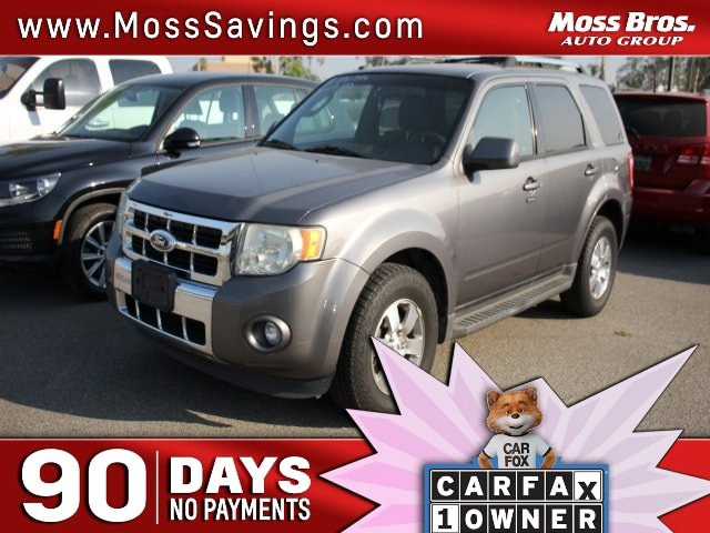 2011 Ford Escape Limited FWD 4dr Limited Gas/Ethanol V6 3.0L/181 [3]