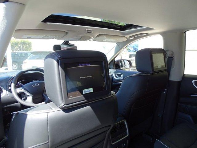 New 2019 Infiniti QX60 2019.5 LUXE FWD