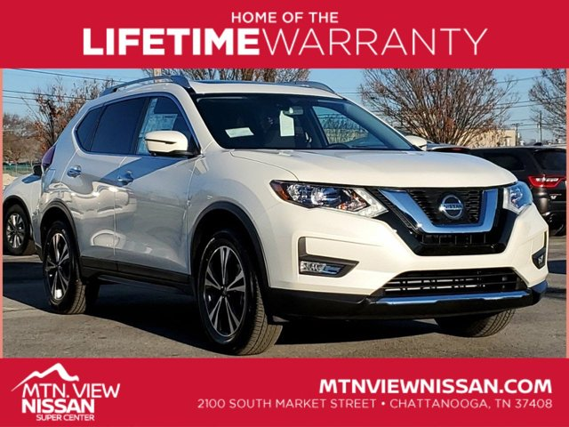 New 2020 Nissan Rogue in Chattanooga, TN