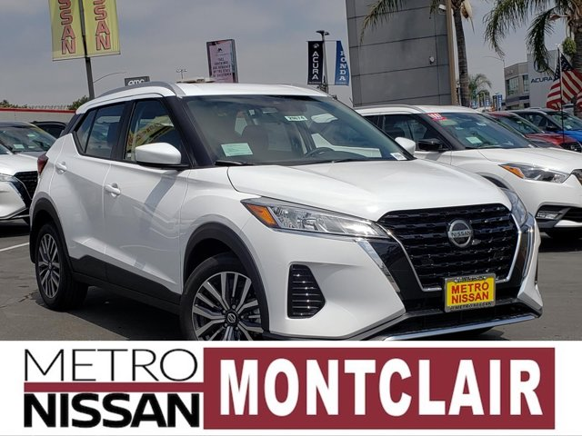 2021 Nissan Kicks SV SV FWD Regular Unleaded I-4 1.6 L/98 [18]