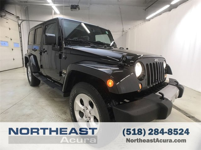 Used 2015 Jeep Wrangler Unlimited in Latham, NY