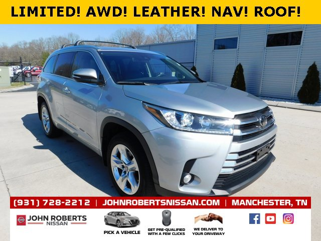 Used 2017 Toyota Highlander in Manchester, TN