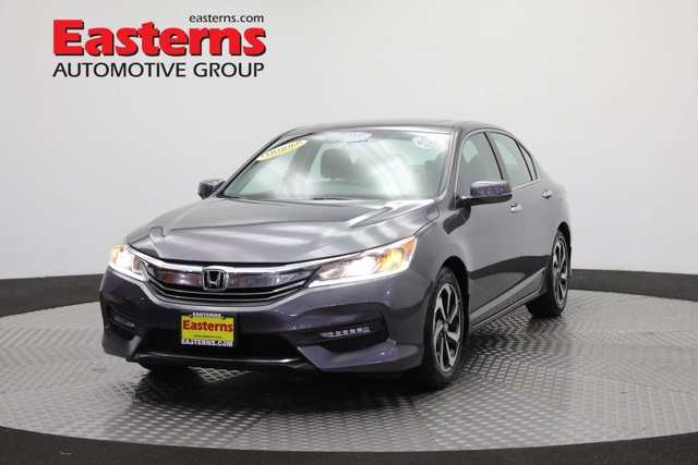 2017 Honda Accord EX-L 4dr Car