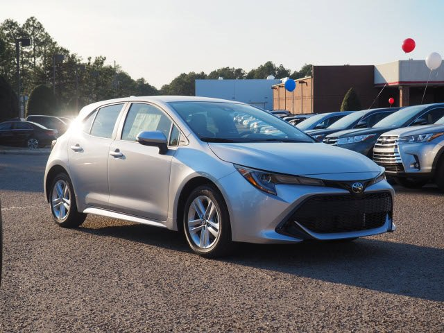 New 2019 Toyota Corolla Hatchback in Southern Pines, NC