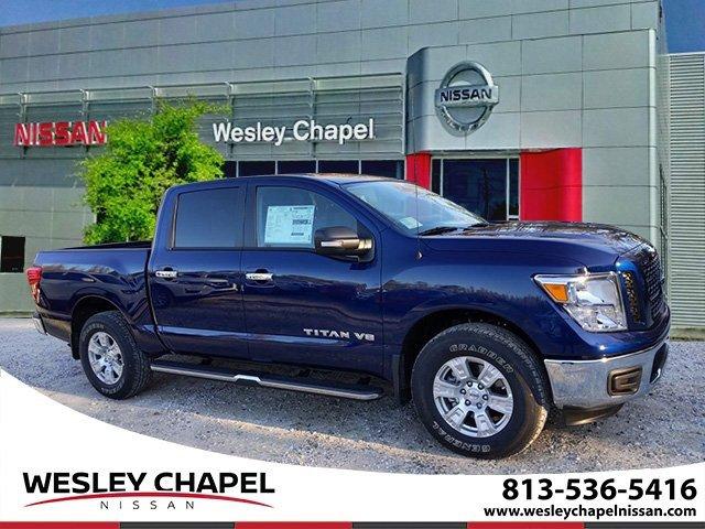 New 2019 Nissan Titan in Wesley Chapel, FL