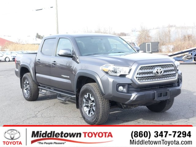 Used 2017 Toyota Tacoma in Middletown, CT