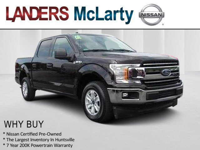 Used 2018 Ford F-150 in Huntsville, AL