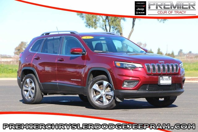 Used 2019 Jeep Cherokee in Tracy, CA