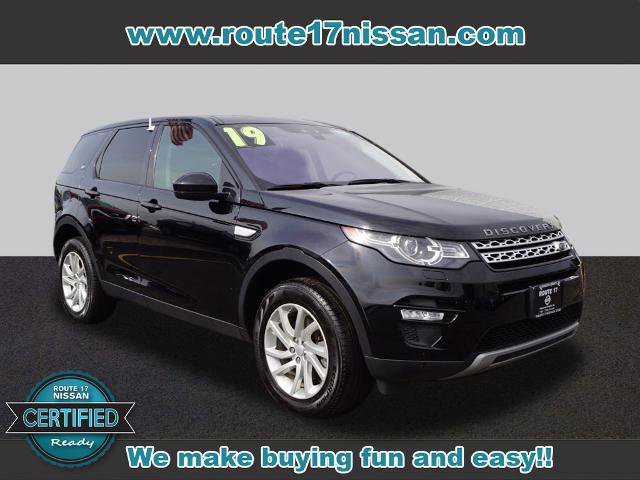 Used 2019 Land Rover Discovery Sport in Little Falls, NJ