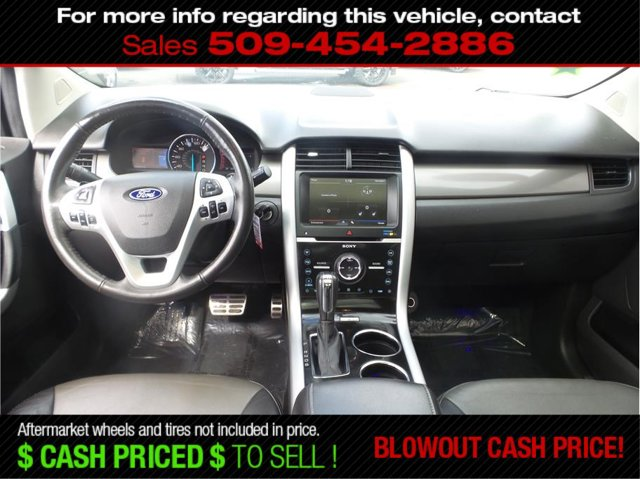 Used 2013 Ford Edge 4dr Sport FWD