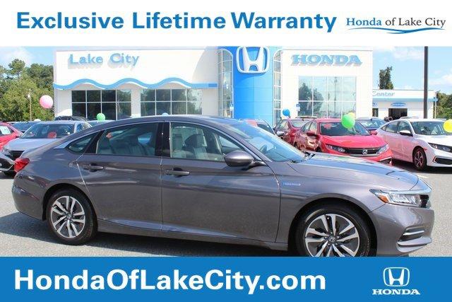 New 2019 Honda Accord Hybrid in Lake City, FL