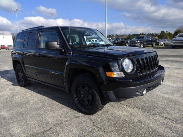 Used 2016 Jeep Patriot in Statesboro, GA