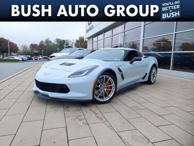 2019 Chevrolet Corvette Grand Sport 1LT 2dr Grand Sport Cpe w/1LT Gas V8 6.2L/376 [9]
