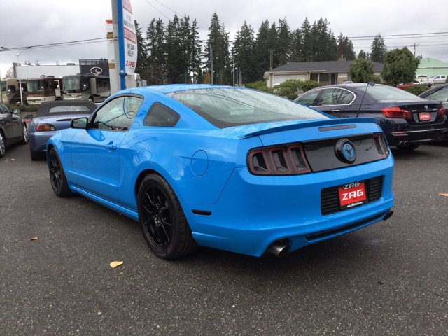Used 2013 Ford Mustang 2dr Cpe V6