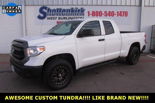 Used 2017 Toyota Tundra in West Burlington, IA