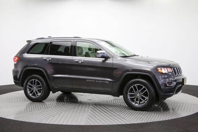 2017 Jeep Grand Cherokee for sale 123313 40