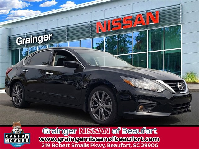 Used 2018 Nissan Altima in Beaufort, SC