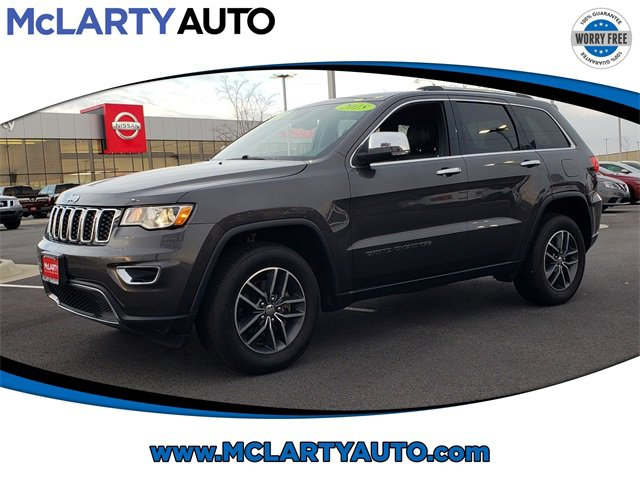 Used 2018 Jeep Grand Cherokee in Little Rock, AR