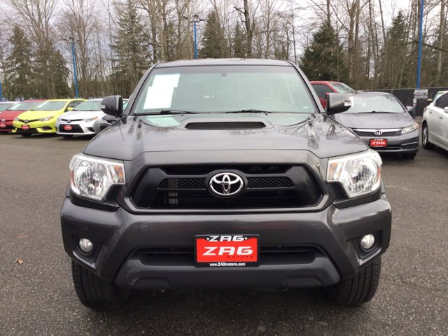 Used 2015 Toyota Tacoma 4WD Double Cab V6 AT TRD Pro
