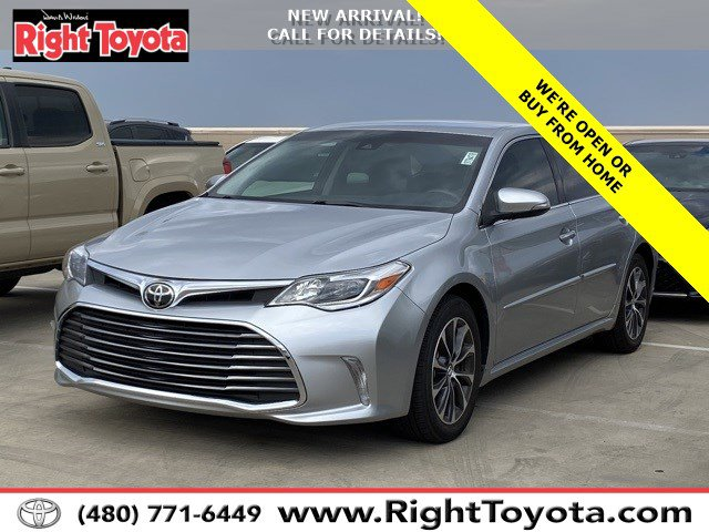 2018 Toyota Avalon XLE XLE Regular Unleaded V-6 3.5 L/211 [0]