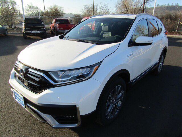 New 2020 Honda CR-V Hybrid in The Dalles, OR