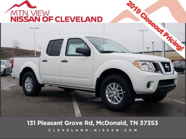 New 2019 Nissan Frontier in McDonald, TN